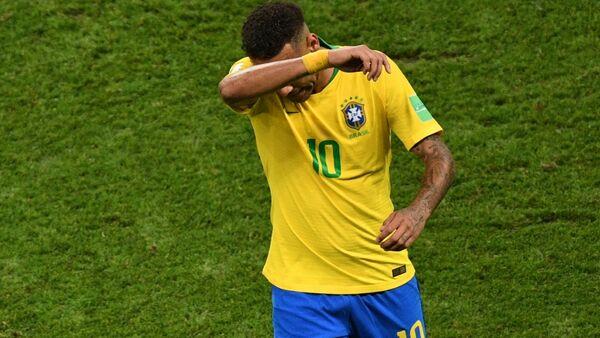 El futbolista brasileño Neymar - Sputnik Mundo