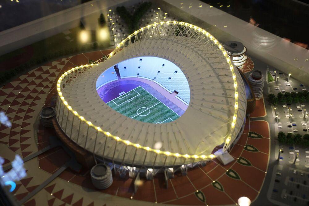 El próximo anfitrión del Mundial 2022 se presenta en Moscú