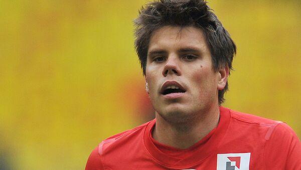 Ognjen Vukójevic, futbolista croata (archivo) - Sputnik Mundo