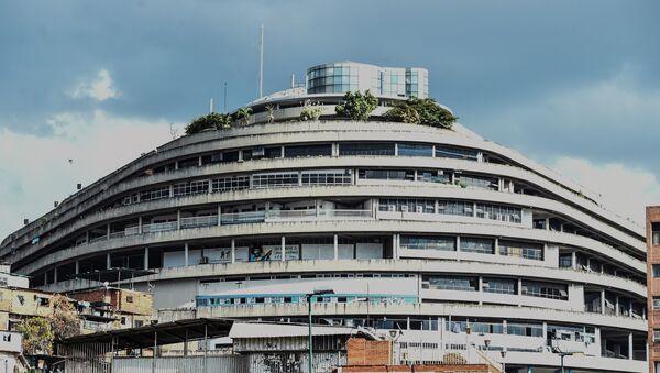 Edificio Helicoide, sede del SEBIN - Sputnik Mundo