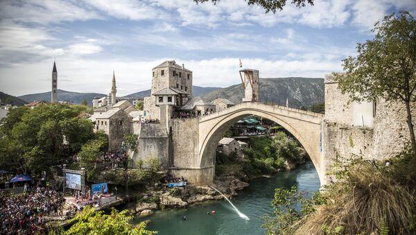Stari Most en Bosnia Herzegovina - Sputnik Mundo