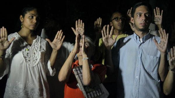Familiares de presos en el Sebin exigen presencia de fiscales que garanticen los derechos humanos de los privados de libertad - Sputnik Mundo