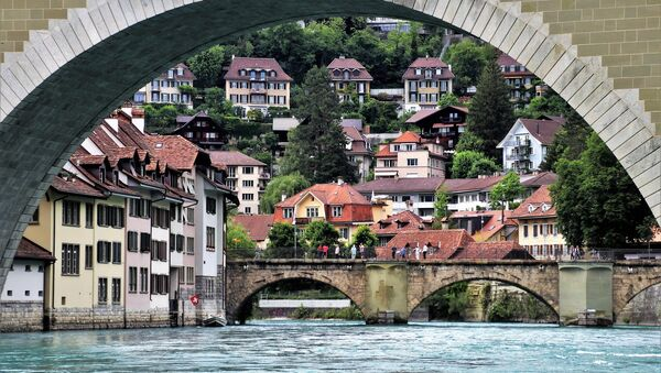 Berna, la capital de Suiza - Sputnik Mundo