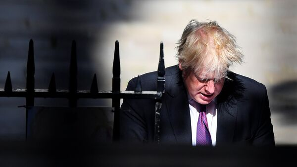 Boris Johnson - Sputnik Mundo