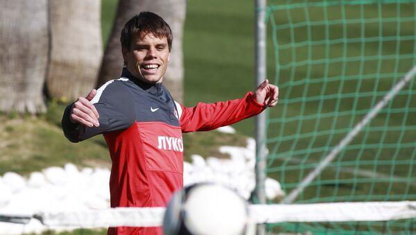 Ognjen Vukojevic, futbolista croata (archivo) - Sputnik Mundo