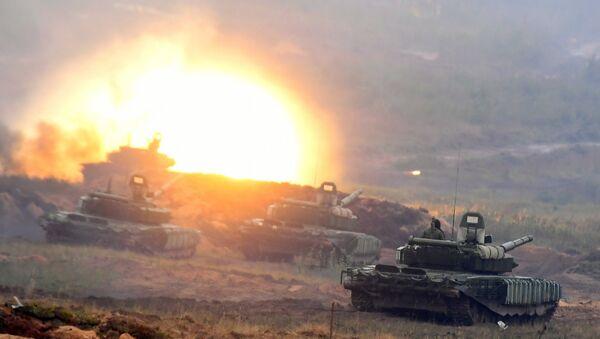 Maniobras militares Zapad 2017 - Sputnik Mundo