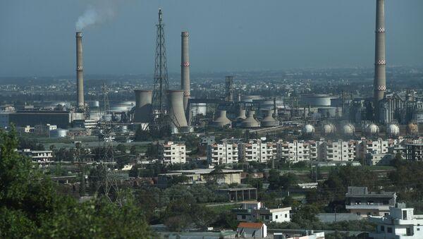 Una central eléctrica en Siria - Sputnik Mundo