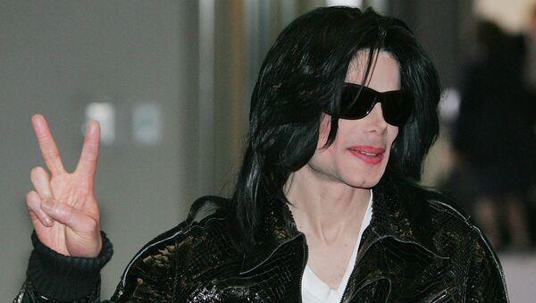 Michael Jackson, foto de archivo - Sputnik Mundo