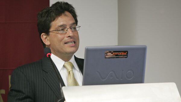 Alberto Carrasquilla, nuevo ministro de Hacienda de Colombia - Sputnik Mundo