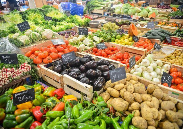 Alimentos (imagen referencial)