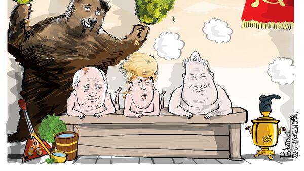 Trump, ¿reclutado en la Unión Soviética? - Sputnik Mundo