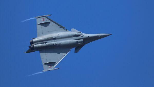 El Dassault Rafale, el antecesor del hipotético caza de la siguiente generación europeo - Sputnik Mundo