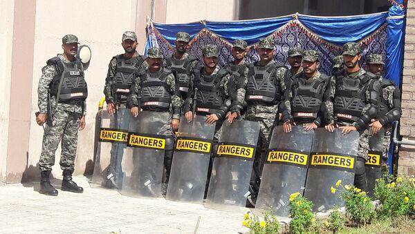 Rangers pakistaníes - Sputnik Mundo