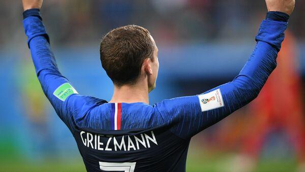 Antoine Griezmann, el futbolista francés en el Mundial de Rusia - Sputnik Mundo