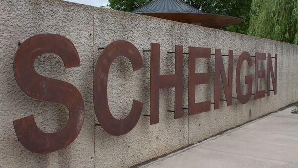 Schengen (imagen referencial) - Sputnik Mundo