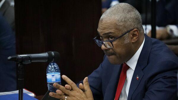 Jack Guy Lafontant, primer ministro de Haití - Sputnik Mundo