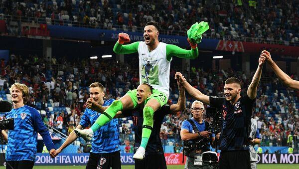 Así fue el camino de Francia y Croacia hacia la final del Mundial de Rusia - Sputnik Mundo