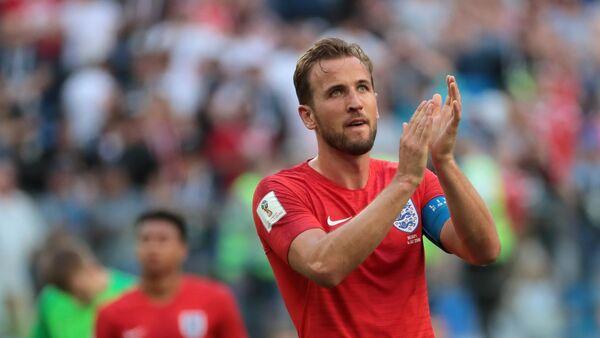 El delantero inglés Harry Kane - Sputnik Mundo