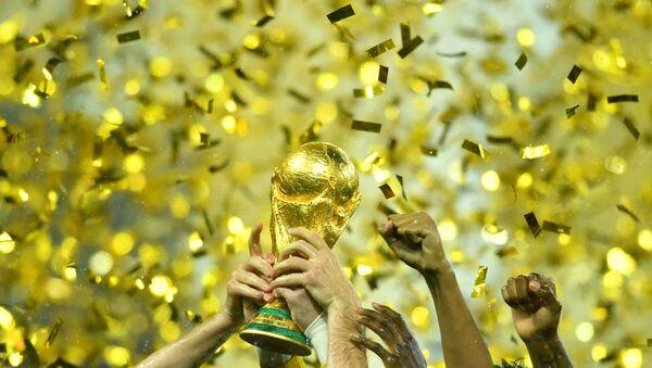 Copa del Mundial de Rusia - Sputnik Mundo