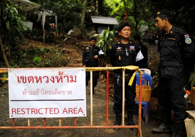 Policía de Tailandia