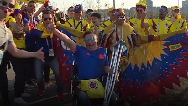 Todas las emociones vividas durante el Mundial de Rusia, en un solo vídeo - Sputnik Mundo