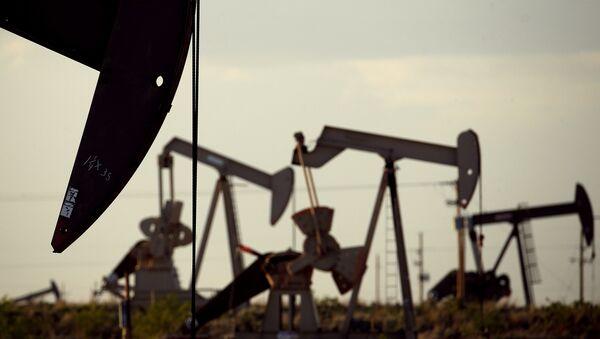 Un pozo petrolero - Sputnik Mundo