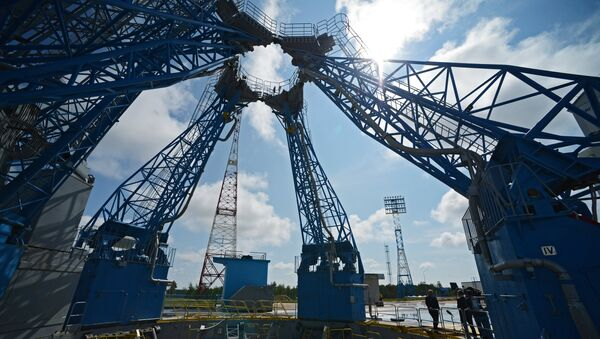 Cosmódromo Vostochni, Rusia - Sputnik Mundo