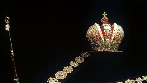 Corona imperial de Rusia - Sputnik Mundo