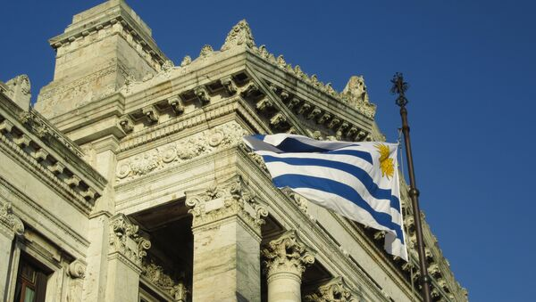 Palacio Legislativo de Uruguay - Sputnik Mundo