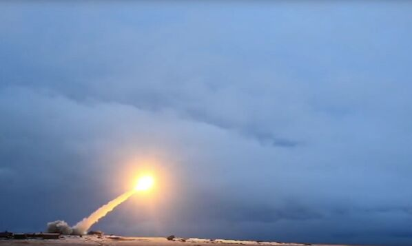 Misil de crucero 'Burevestnik' - Sputnik Mundo