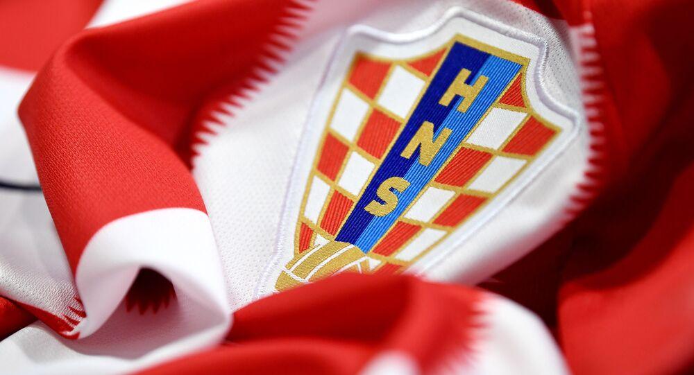 Camiseta de la selección croata de fútbol