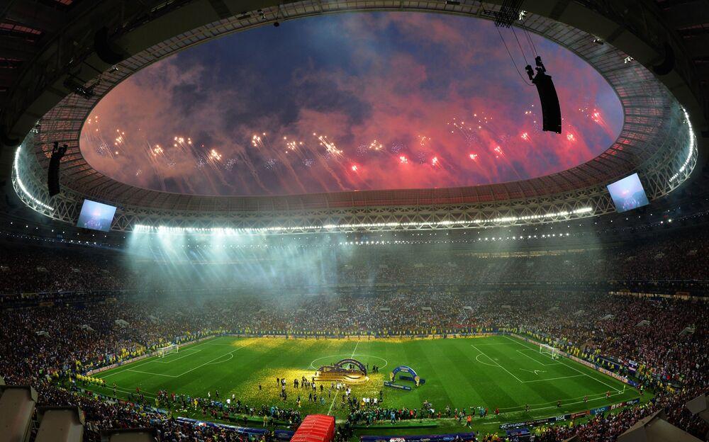 Final del Mundial, histórica cumbre de Helsinki, moda y fiestas: las mejores imágenes de la semana