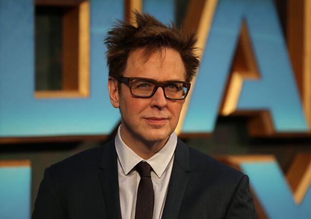 James Gunn, director, escritor y productor de cine estadounidense