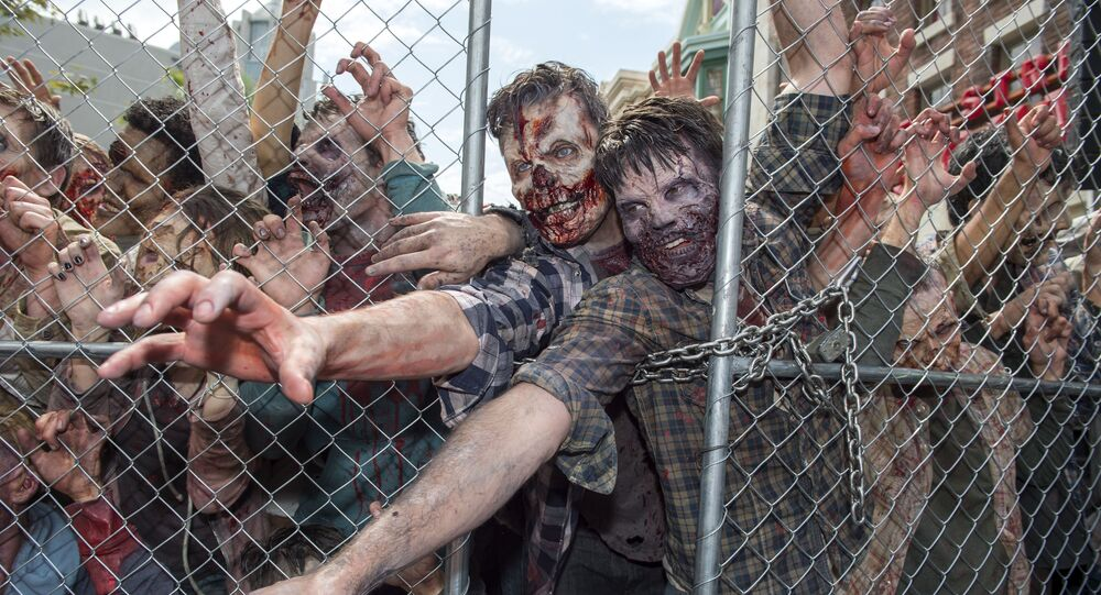 Zombies (imagen referencial)