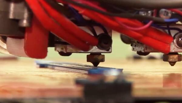 Estos instrumentos quirúrgicos los hizo una impresora 3D - Sputnik Mundo