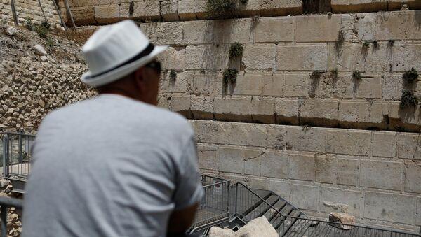 Muro de las Lamentaciones en Jerusalén - Sputnik Mundo