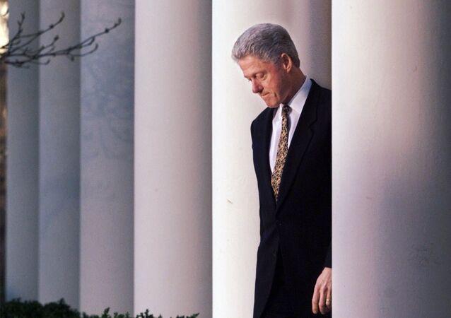 Bill Clinton, expresidente de EEUU