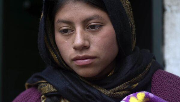 Una mujer musulmana de Chiapas - Sputnik Mundo