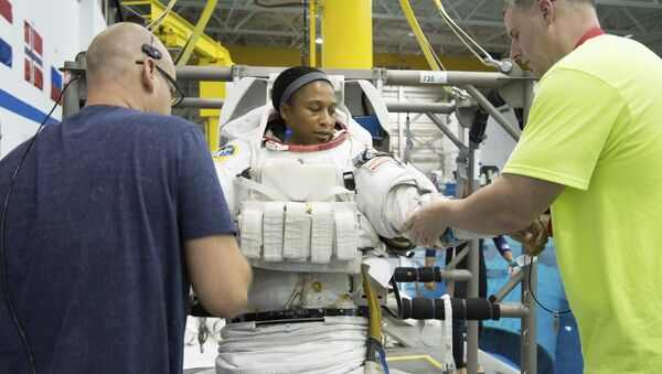 Jeanette Epps, astronauta estadounidense - Sputnik Mundo