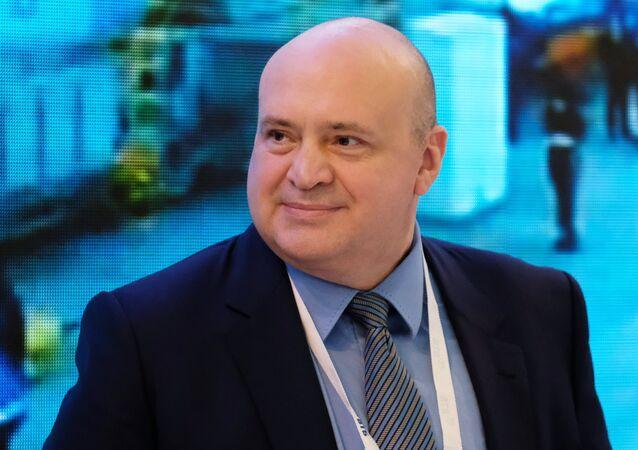 Dmitri Panov, el director general interino de Technomash