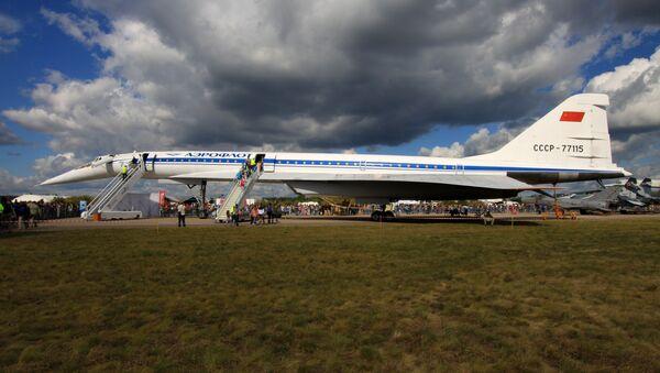 Tu-144 - Sputnik Mundo