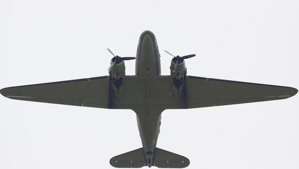 Un Douglas C-47 - Sputnik Mundo