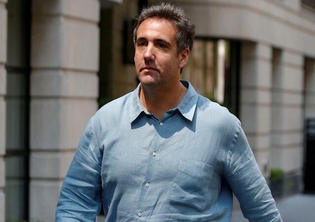 Michael Cohen, antiguo abogado de Donald Trump