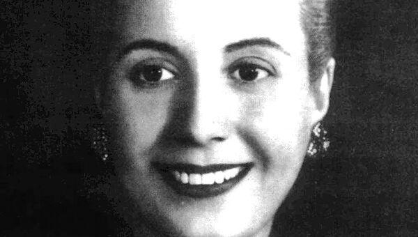 Eva Perón, ícono de la mujer argentina del siglo XX - Sputnik Mundo