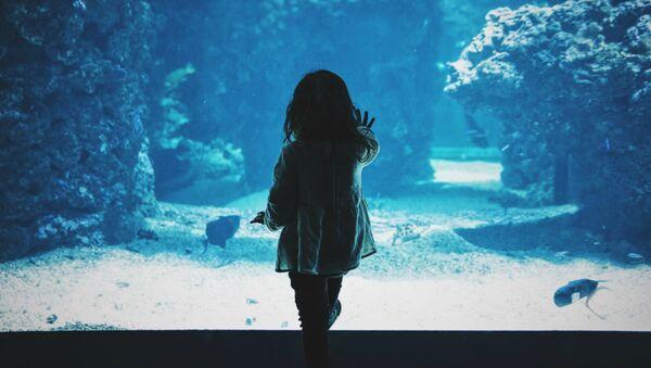 Una niña, imagen referencial - Sputnik Mundo