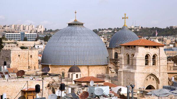 Jerusalén - Sputnik Mundo