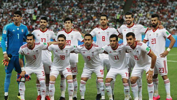 La selección de fútbol de Irán - Sputnik Mundo