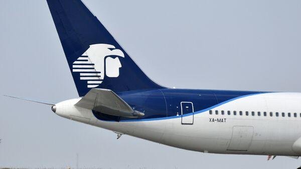 Un avión de Aeroméxico (Archivo) - Sputnik Mundo