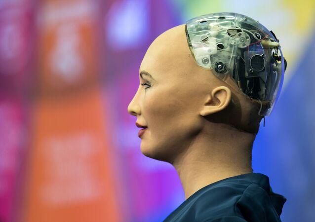 Robot Sofía