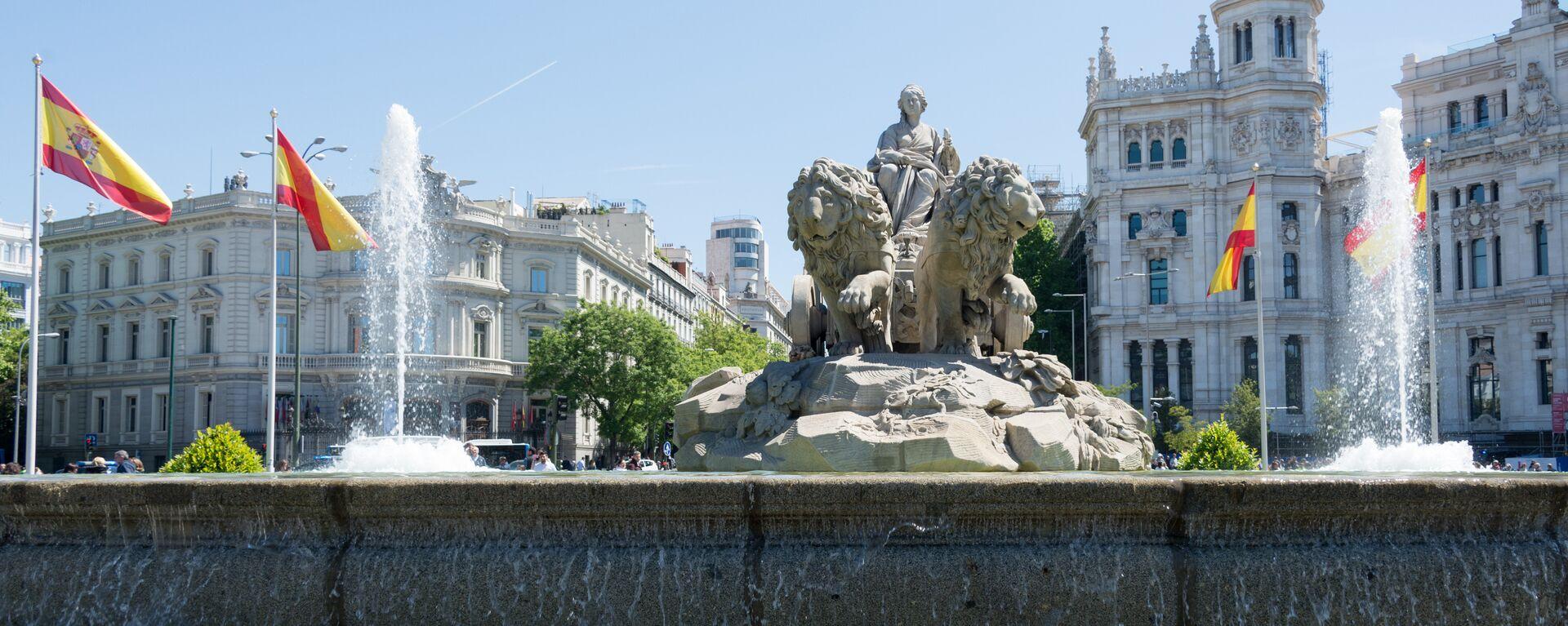 Madrid, la capital de España - Sputnik Mundo, 1920, 19.09.2019
